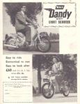 BSA Dandy Poster P5042